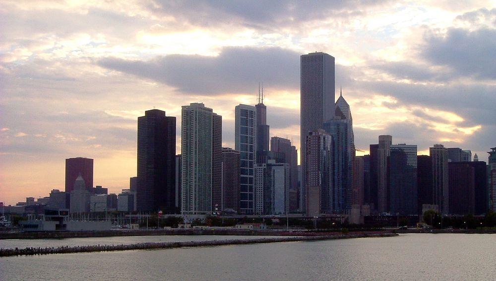 Chicago - Skyline (II)