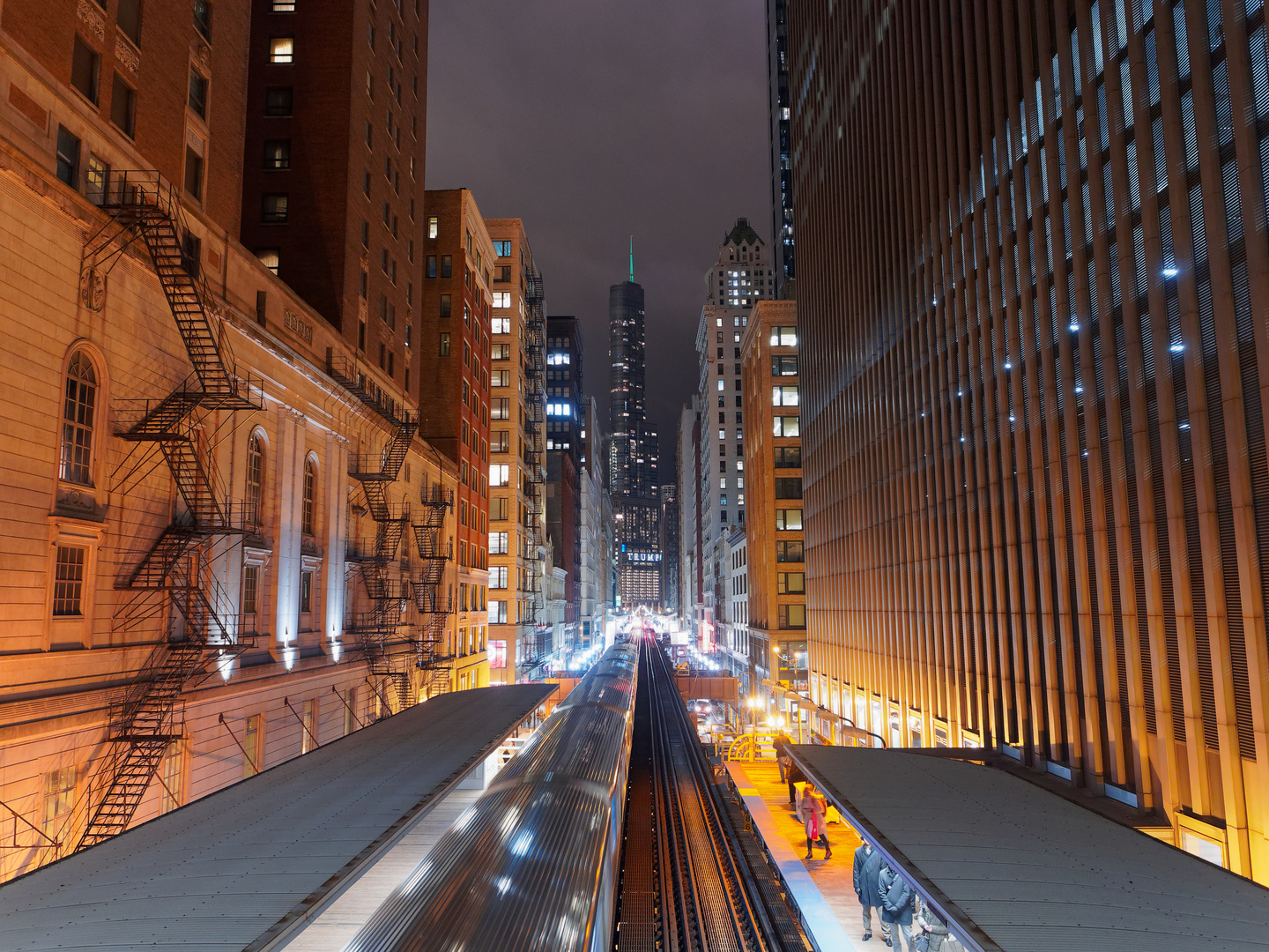 Chicago_Metrostation