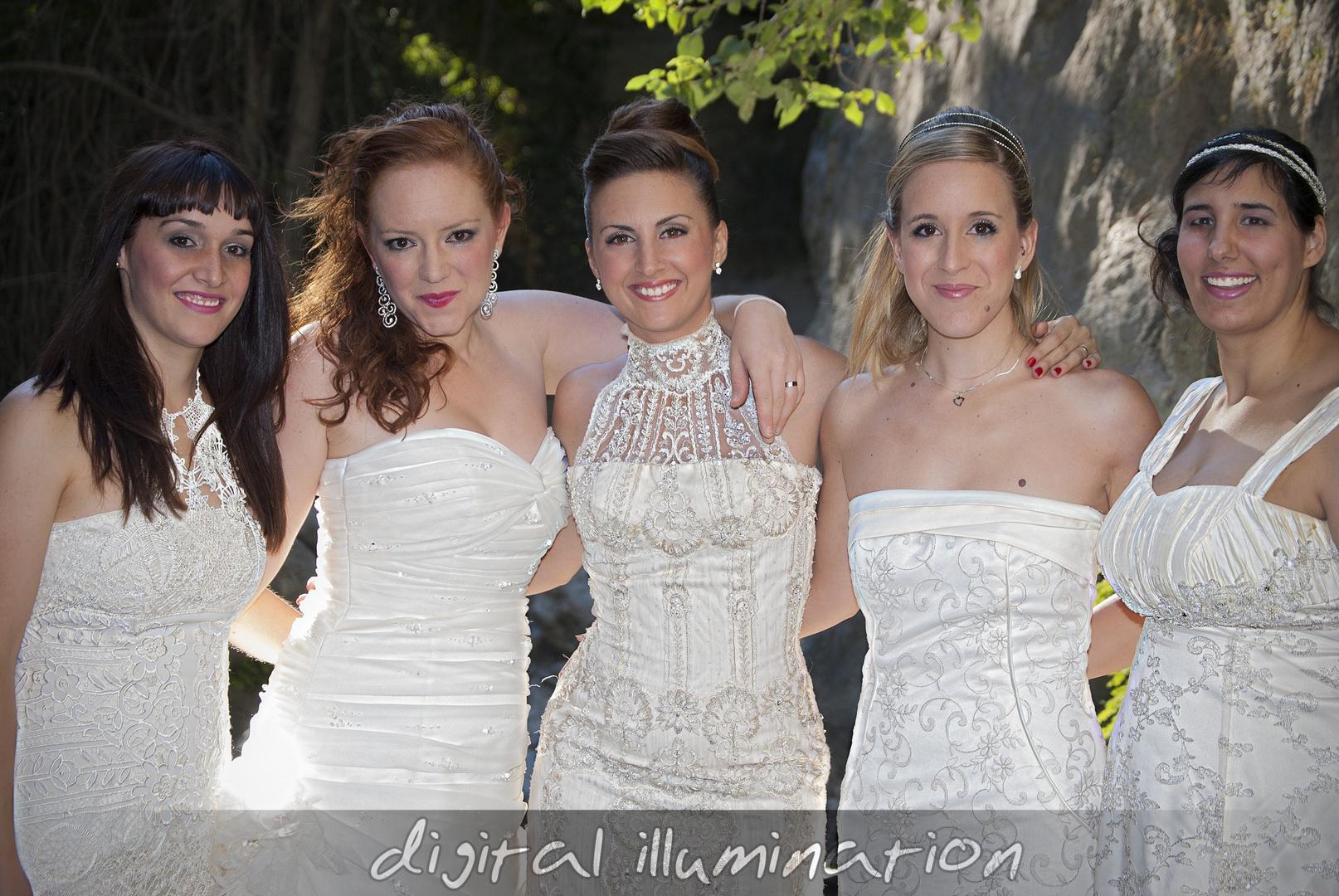 Chicas digital