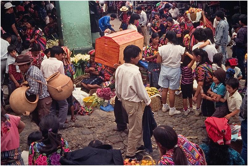 Chichicastenango III