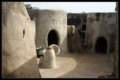 ... Chiefs Palace in Tengzugu, Ghana ...