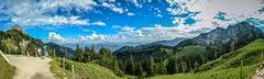 Chiemgau-Panorama