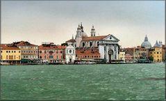 Chiesa al Canal della Giudecca...I Gesuati.