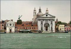 Chiesa al Canale della Giudecca...Gesuati.