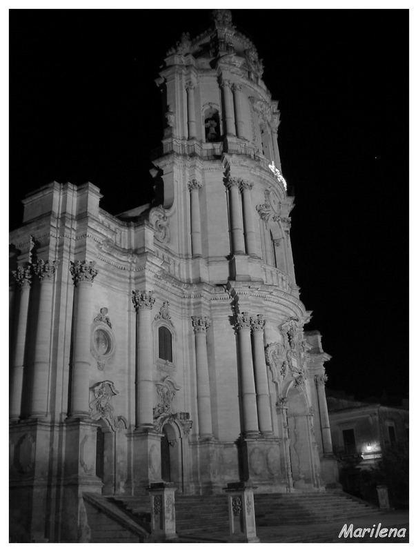 Chiesa barocca di s.Giorgio a Modica