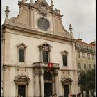 Chiesa barocca di São Domingos.
