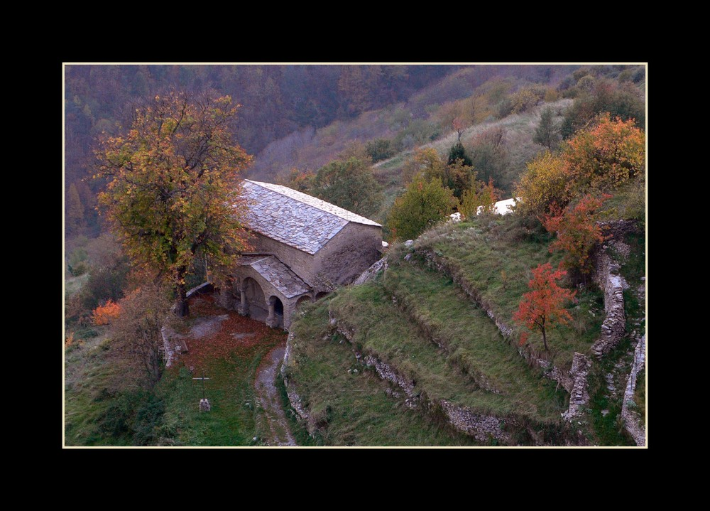 chiesa di campagna
