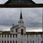 Chiesa di Nesseby - Norvegia