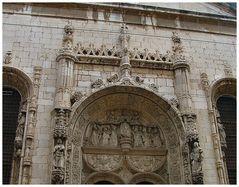Chiesa di Nostra Signora della Conceição....portico.