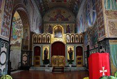 """Chiesa di rito """"Greco-Bizantino"""" - San Giovanni Battista - ad Acquaformosa (Cs)"""