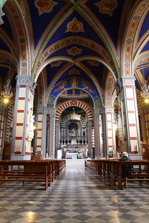 Chiesa Di San Francesco - Interno Foto % Immagini
