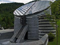 Chiesa di San Giovanni Battista - Mogno