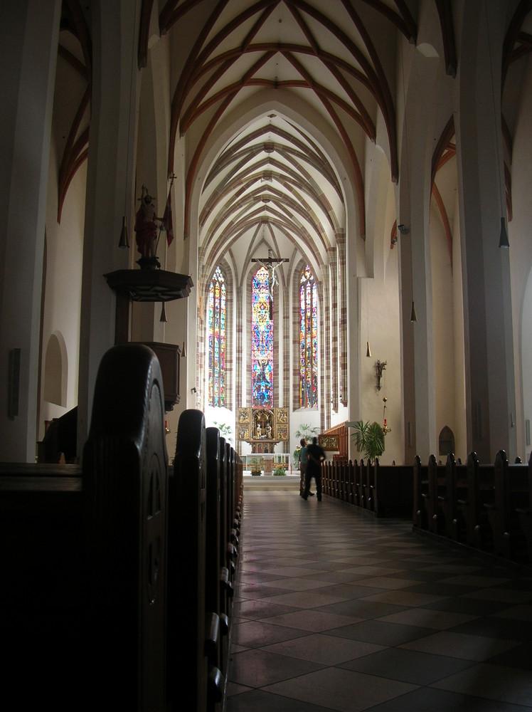 Chiesa e Convento dei Francescani - Kirche und Kloster der Franziskaner