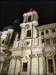 Chiesa in Piazza Navona, Roma.
