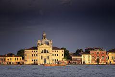 Chiesa Le Zitelle auf der Insel Giudecca..
