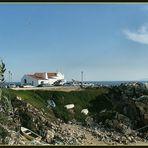 Chiesa nella isola di Baleal