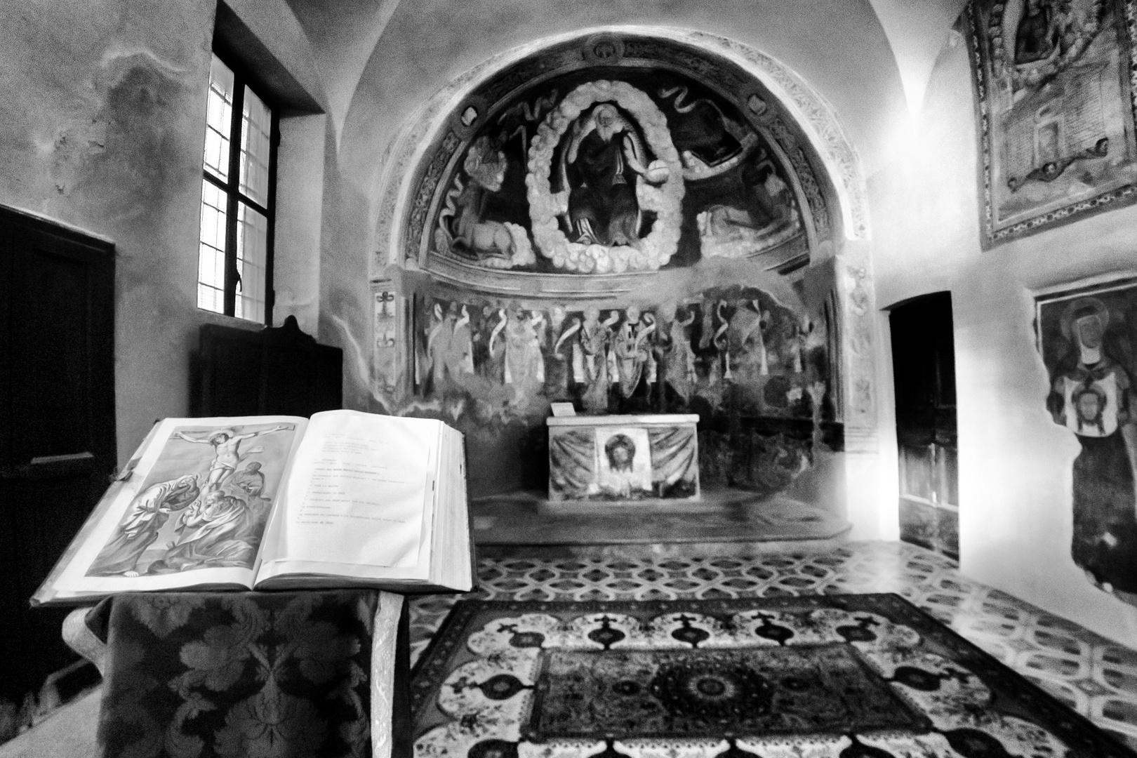 Chiesa S. Veronica in Caldè