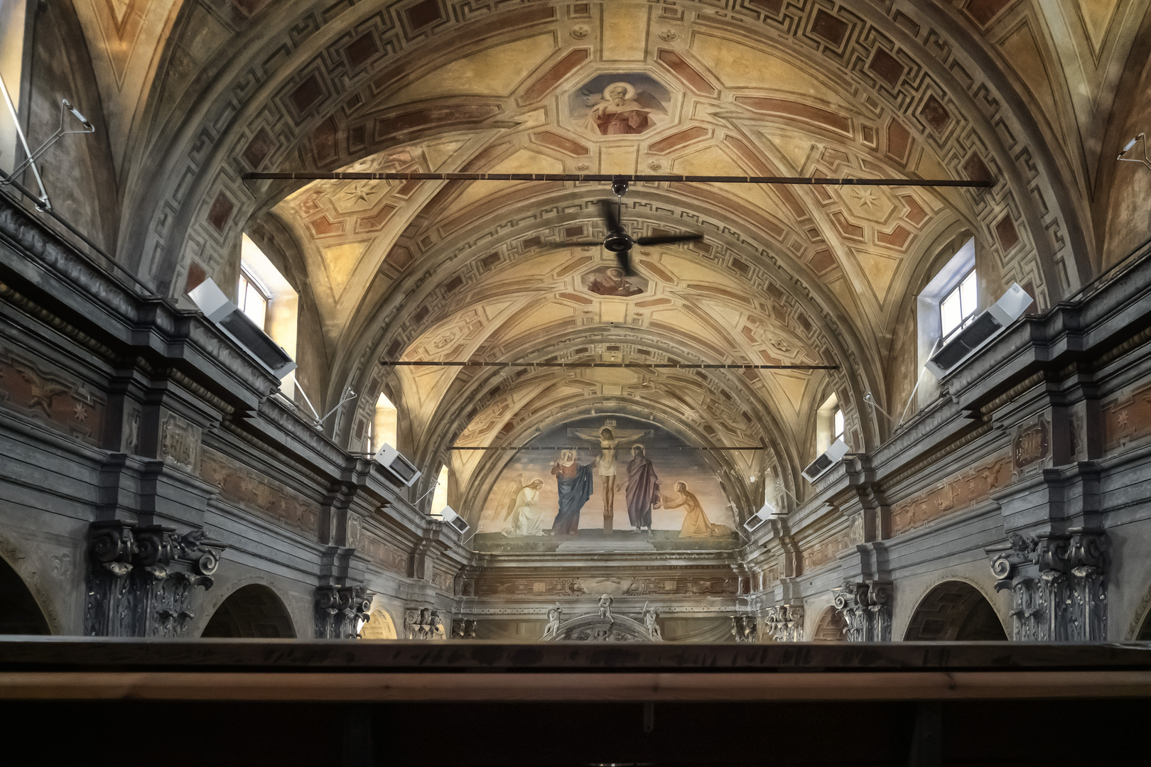 Chiesa Ss. Pietro e Paolo, Castelveccana