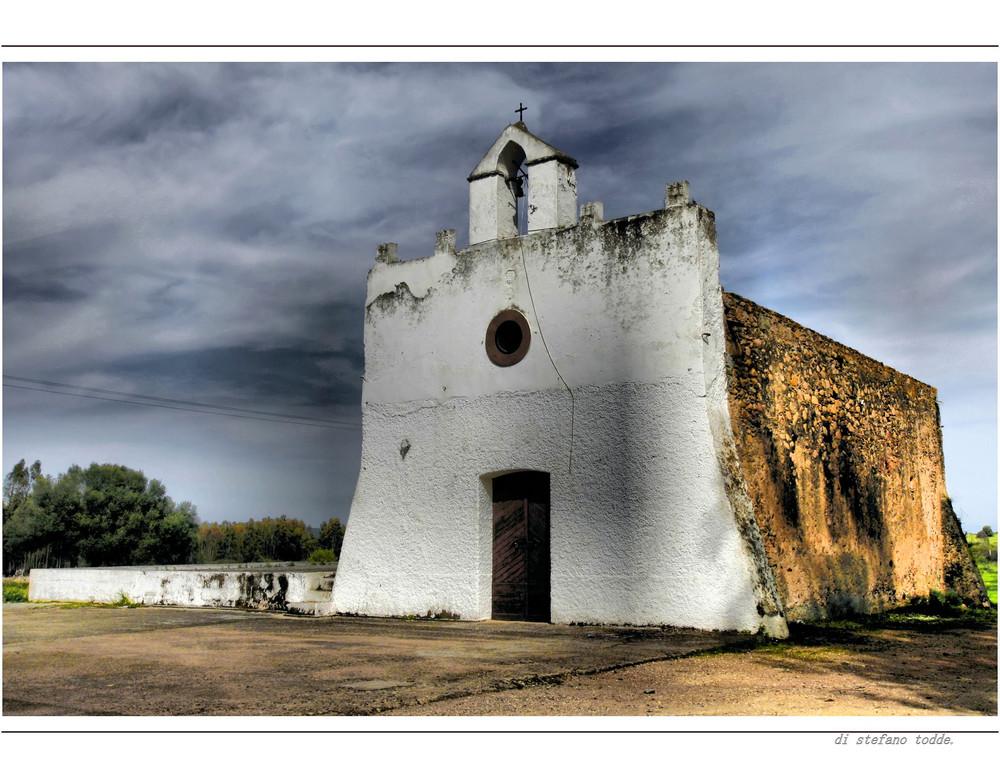 Chiesa.di montagna.