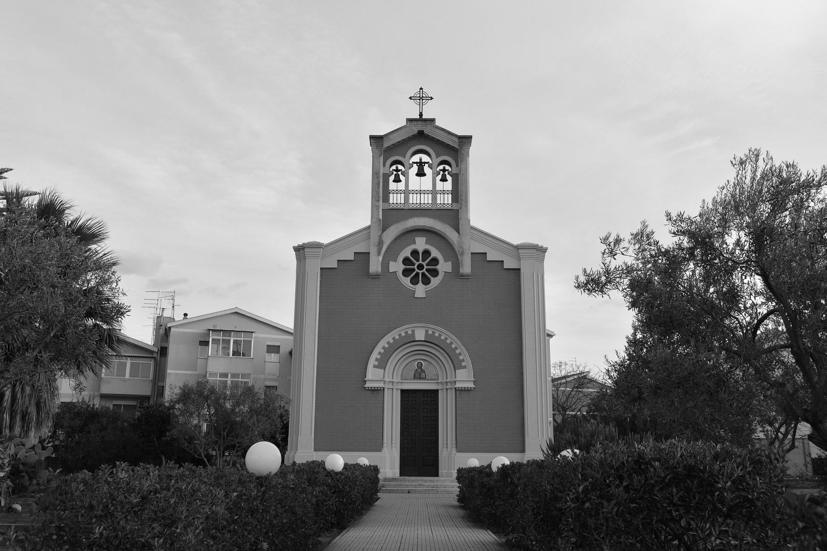 Chiesetta S.Maria Immacolata alle saline