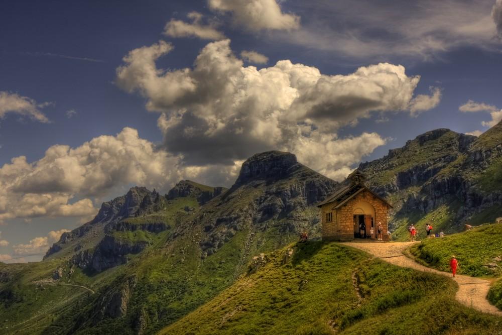 Chiesina di Montagna