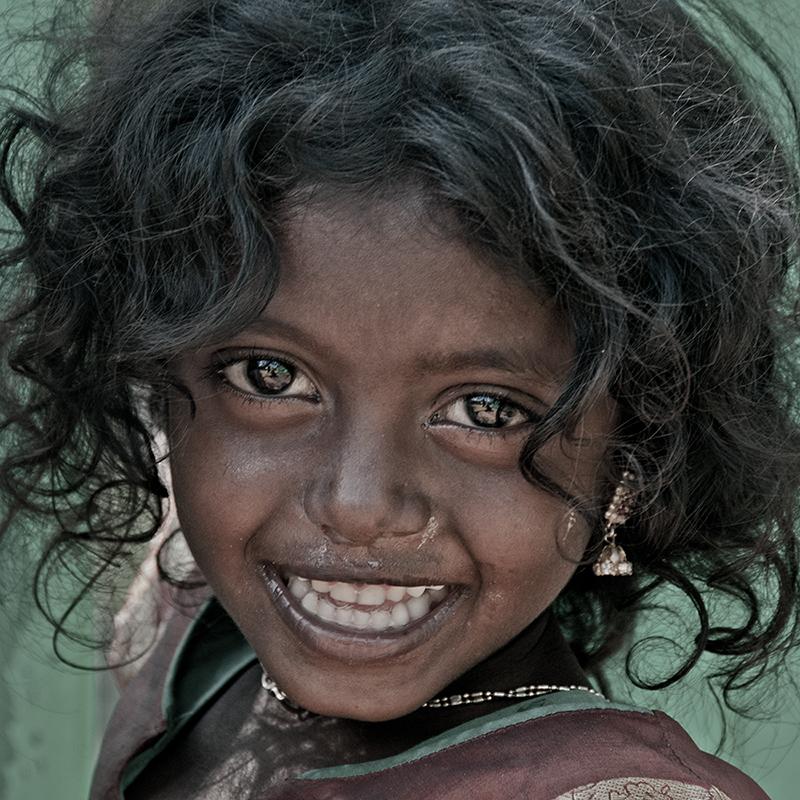 CHILD... happy
