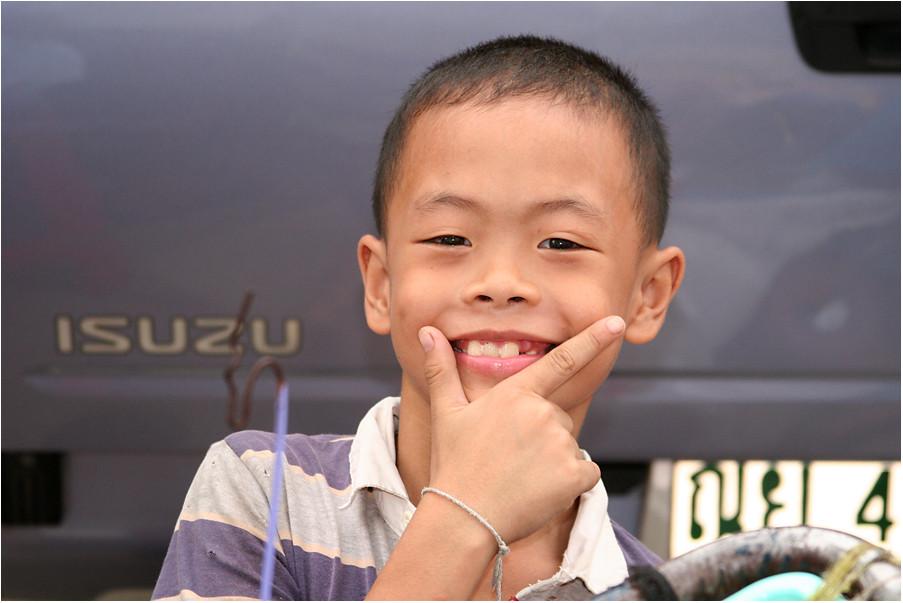 children of bangkok