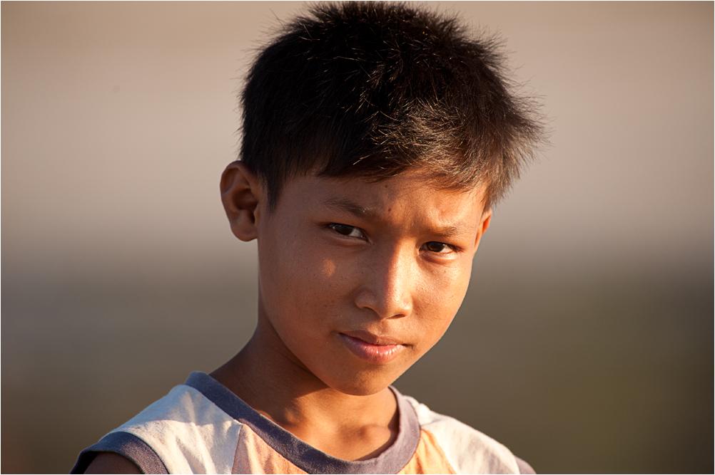 Children of Myanmar 4