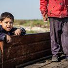 Children on the garbage dump 2