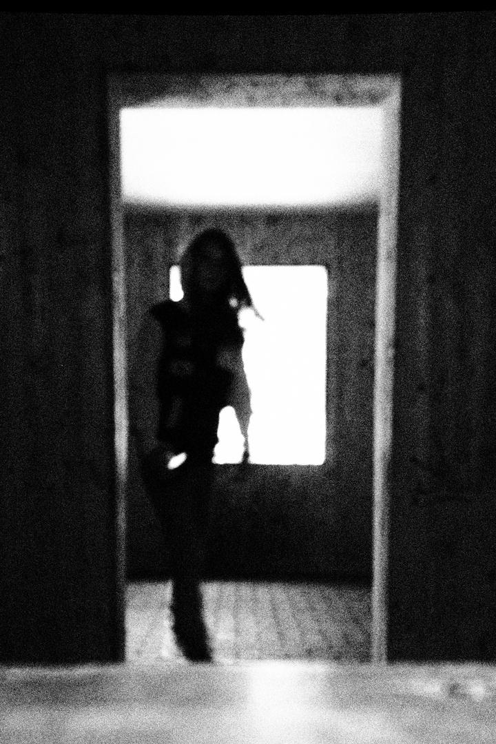 child´s silhouette