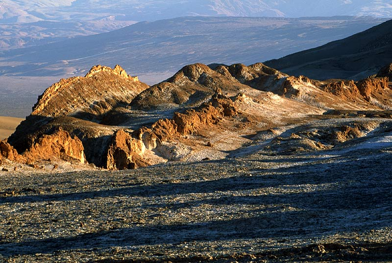 Chile - Atcama Desert - Valley of the Moon