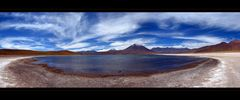 Chile - den Wolken ganz nah ...