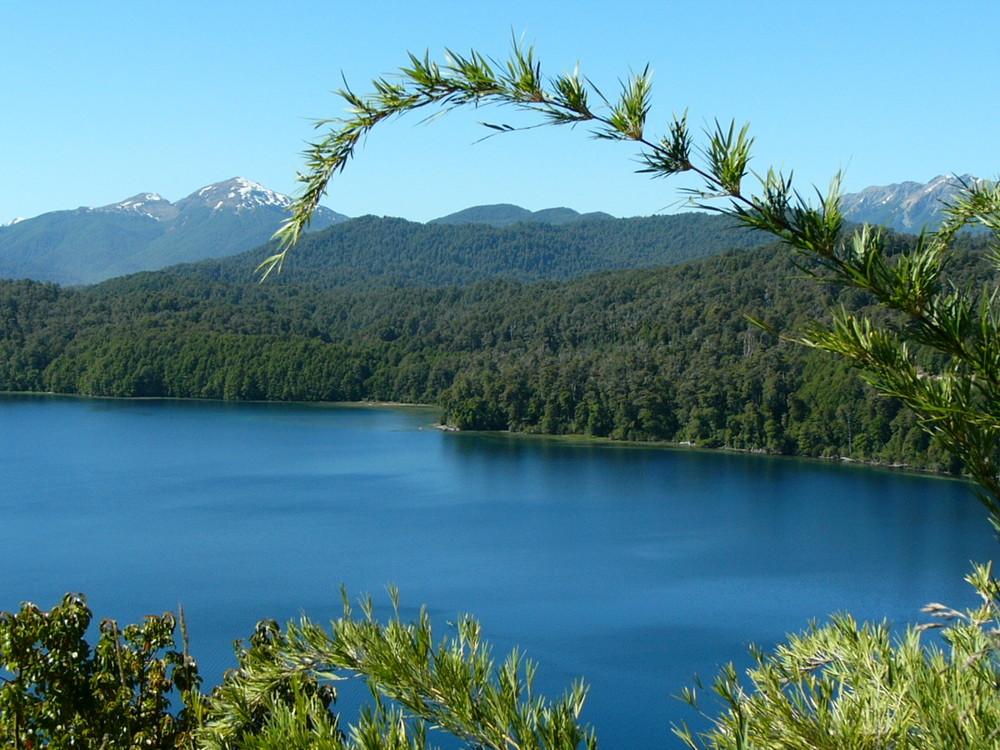Chile: Lago Espejo