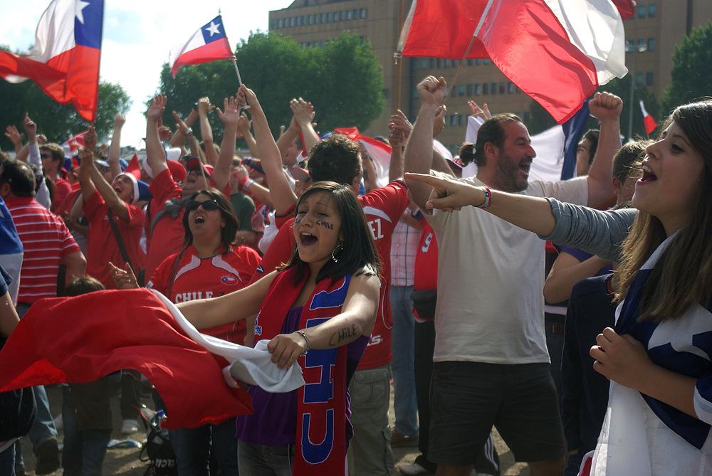 Chile siegt feinsen über die Schweiz 2