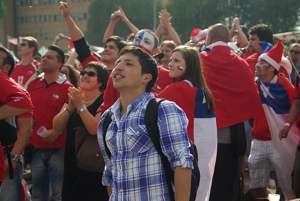 Chile siegt feinsen über die Schweiz 3