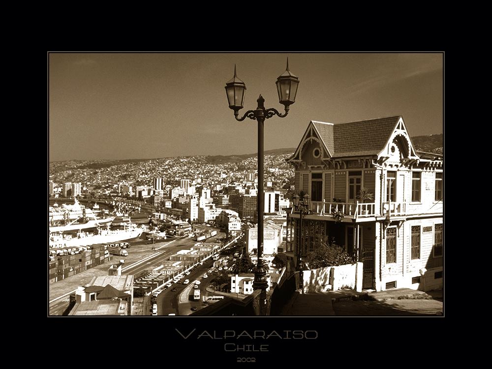 Chiles schönste Stadt