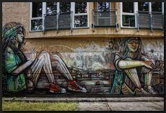 ...Chillen in Berlin...