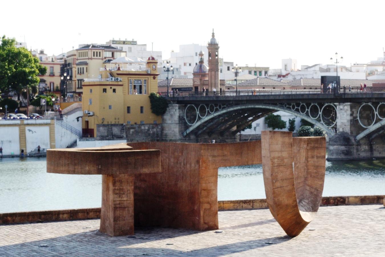 Chillida en Sevilla