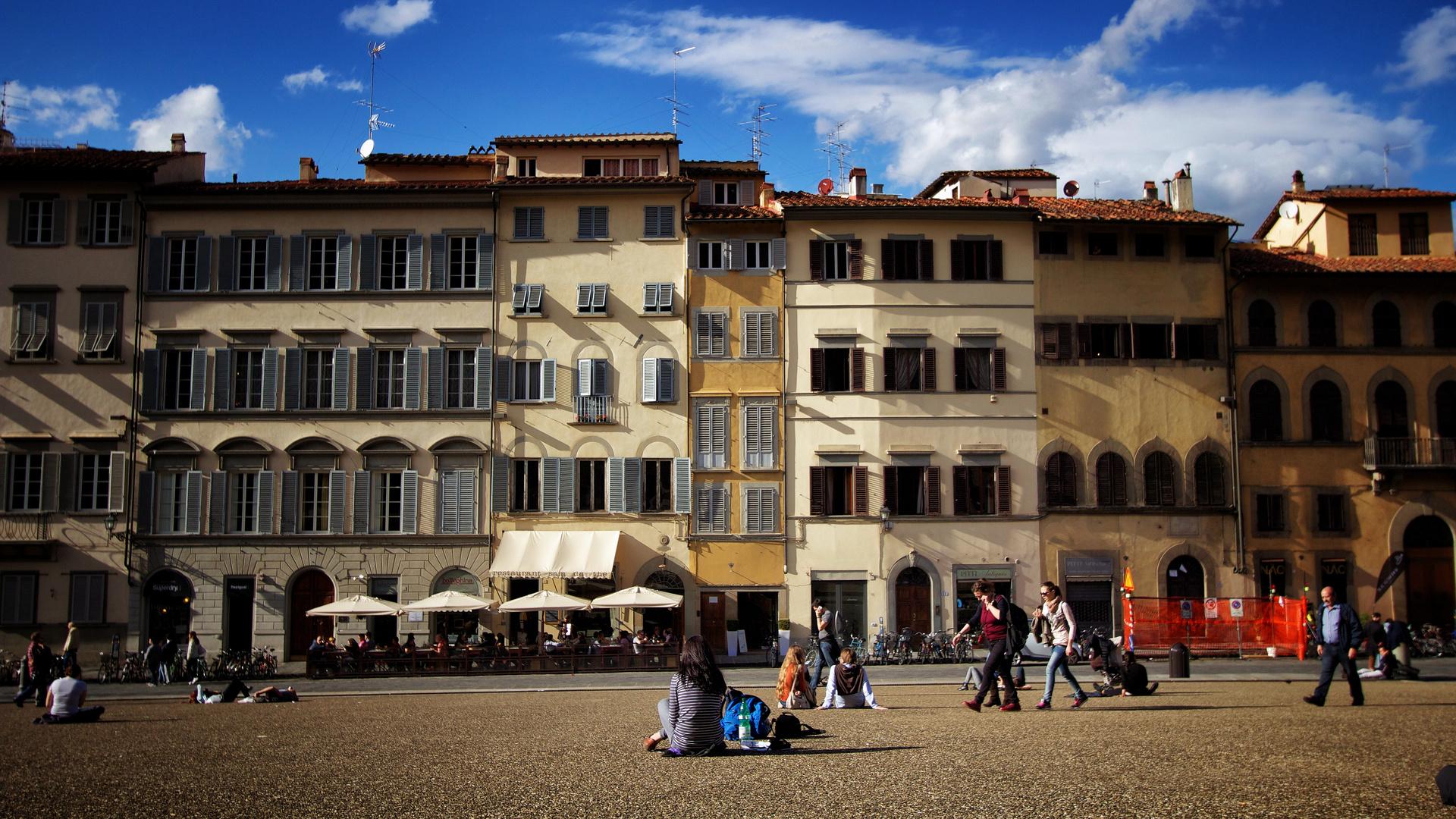 chilliges Florenz