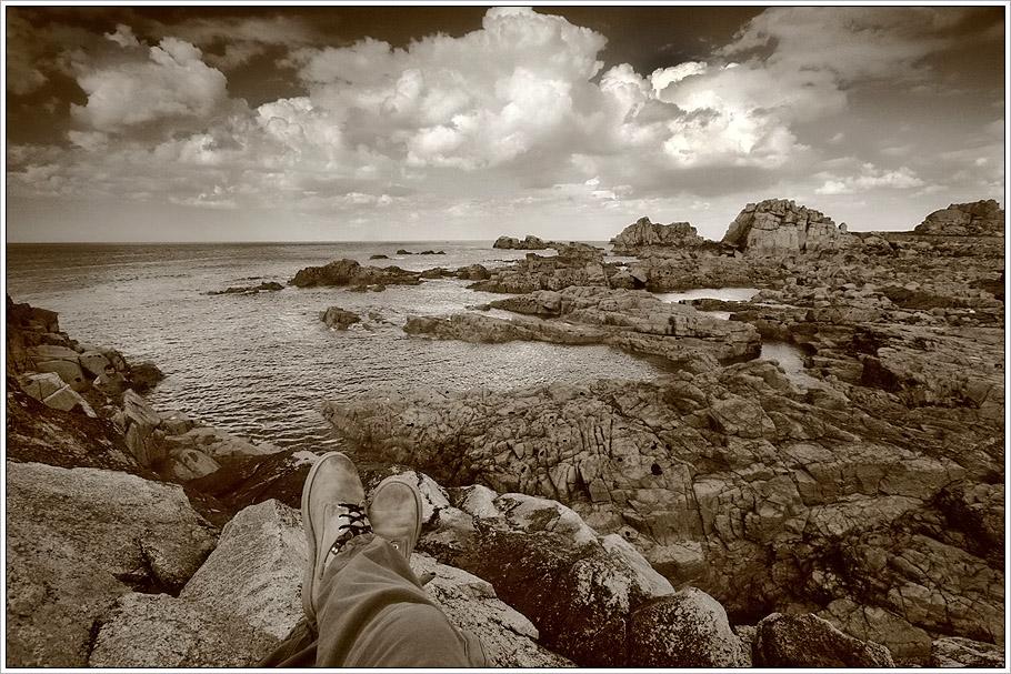 chillin in Brittany