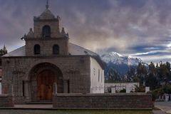 Chimborazo (6.310 m über dem Equator)