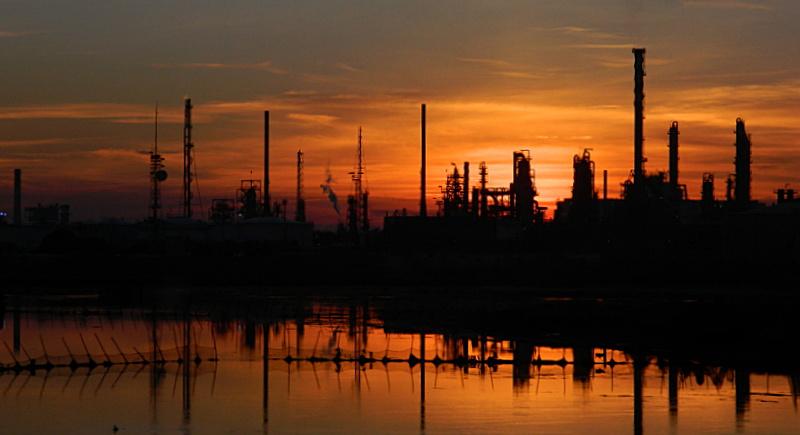 Chimica ... al tramonto