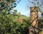 Chimney in the country