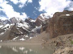 Chimtarga 5489 m