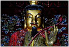 "China #10 (Taoist Temple ""Won Tai Sin"")"