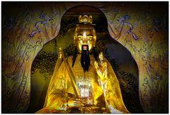 "China #7 (Taoist Temple ""Won Tai Sin"""