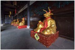 "China #8 (Taoist Temple ""Won Tai Sin"")"