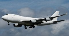 China Airlines Cargo Boeing 747-409F(SCD)