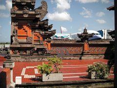 China Airlines- Denpasar-Bali- Kultur & Airbus