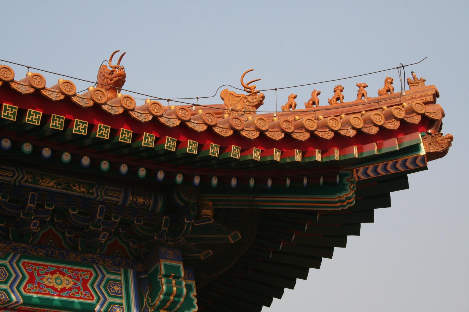 China, Beijing, Der Forbidden Stadt